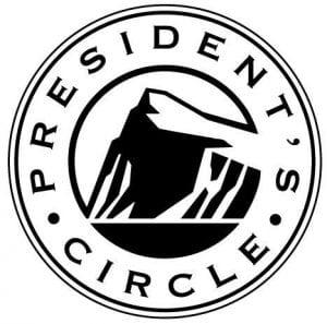 Prudential President's Circle logo