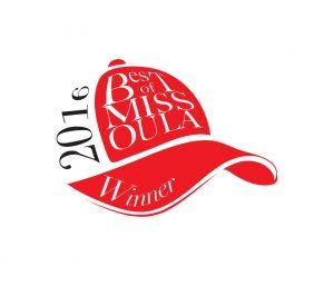Best of Missoula logo, 2016