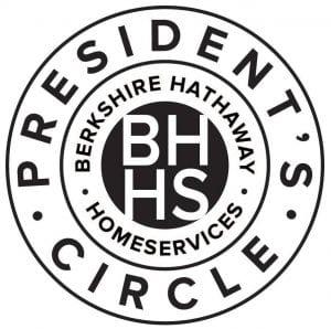 Berkshire Hathaway President's Circle logo